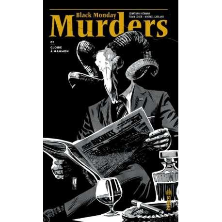 Black Monday Murders - Tome 1 - Gloire à Mammon