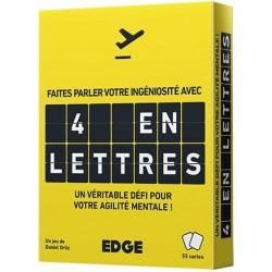 4 en Lettres