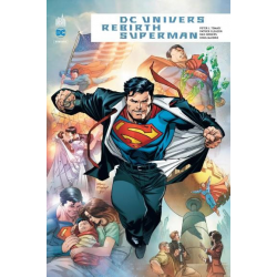 DC Univers Rebirth - DC Univers Rebirth