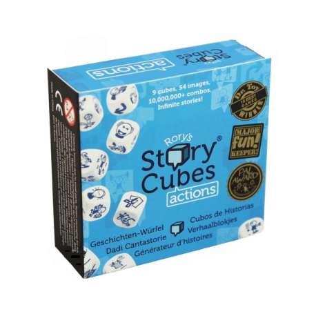 Story Cubes Actions - Bleu