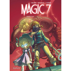 Magic 7 - Tome 2 - Contre tous