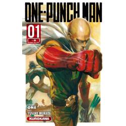 One-Punch Man - Tome 1 - Un poing c'est tout !