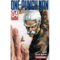 One-Punch Man - Tome 4 - La météorite géante