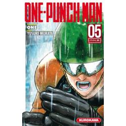 One-Punch Man - Tome 5 - Amoché mais resplendissant
