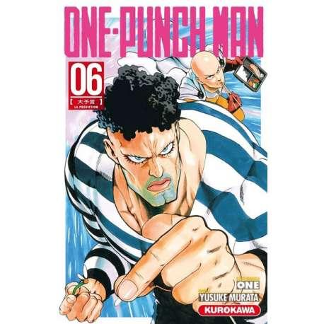 One-Punch Man - Tome 6 - La prédiction