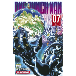 One-Punch Man - Tome 7 - Le combat