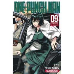 One-Punch Man - Tome 9 - Un minimum de respect