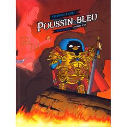 Poussin bleu - Tome 1 - L'armure d'or