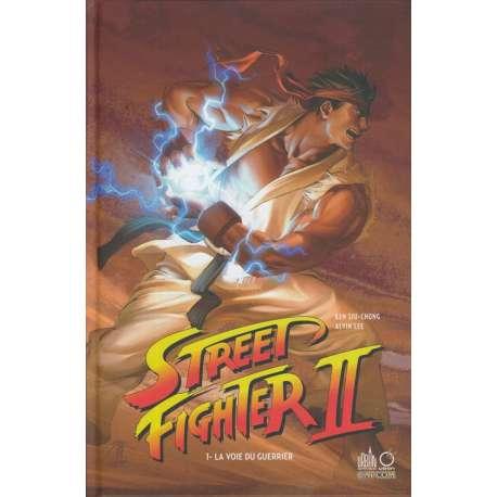 Street Fighter II (Urban Comics) - Tome 1 - La voie du guerrier