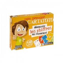 Cartatoto Les chiffres