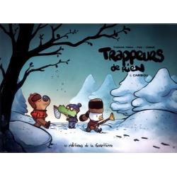 Trappeurs de rien - Tome 1 - Caribou