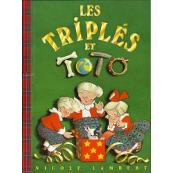 Triplés (Les) - Tome 7 - Les Triplés et Toto
