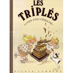 Triplés (Les) - Tome 10 - Hyper anniversaire !