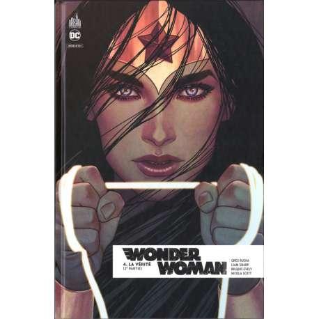 Wonder Woman Rebirth - Tome 4 - La Vérité (2e partie)