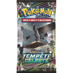 Booster Pokémon SL07 - Tempête Céleste