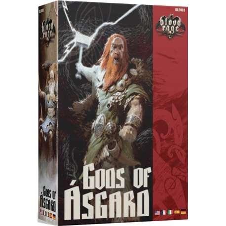 Blood Rage : Dieux d'Asgard