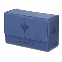 Ultra Pro DECKBOX MTG Dual Flip Box - BLEU