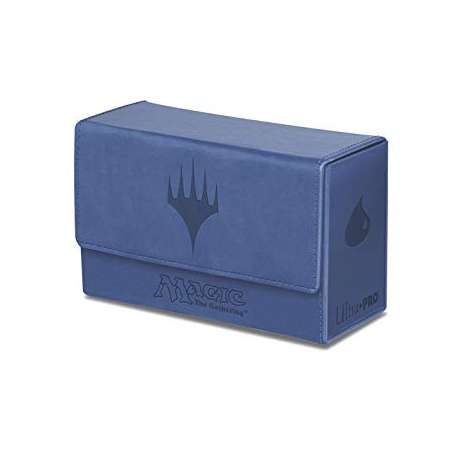 Ultra Pro DECKBOX MTG Dual Flip Box - BLEU