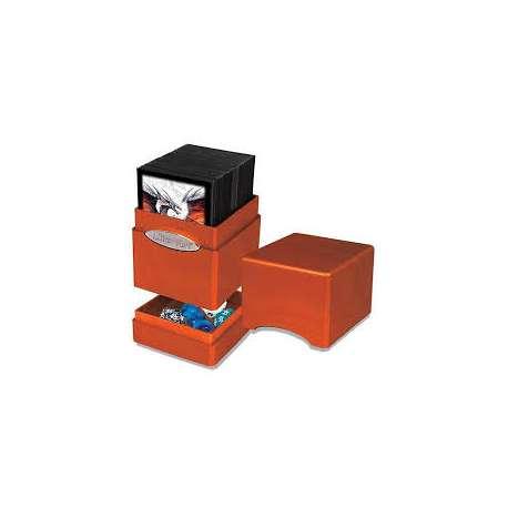 Ultra Pro MTG DECKBOX SATIN - PUMKIN