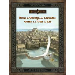 L'Anneau Unique : Ecran A.U Gardien Légendes et Guide Ville du Lac