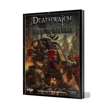 Deathwatch : Rites de Batailles (Supplément)