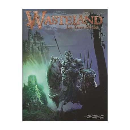 Wasteland Les Terres Gâchées - Kit d'initiation