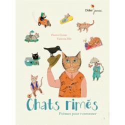 Chats rimes - Poèmes pour ronronner