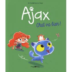 Ajax - Tome 1 - Ajax, Chat va bien !