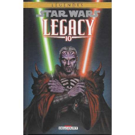 Star Wars - Legacy - Tome 10 - Guerre totale