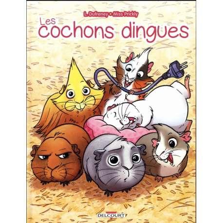 Cochons dingues (Les) - Les cochons dingues