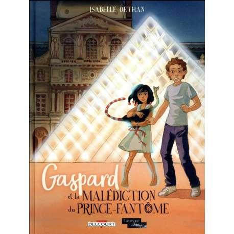 Gaspard et la Malédiction du prince-fantôme - Gaspard et la Malédiction du prince-fantôme