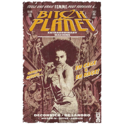 Bitch Planet - Tome 1 - Extraordinary Machine