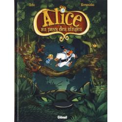 Alice au pays des singes - Tome 1 - Alice au pays des singes