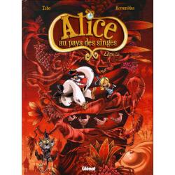 Alice au pays des singes - Tome 3 - Livre III