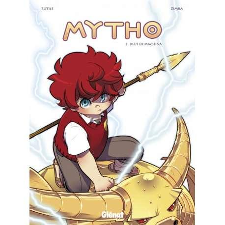 Mytho - Tome 2 - Deus ex machina
