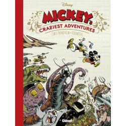 Mickey (collection Disney / Glénat) - Tome 2 - Mickey's Craziest Adventures