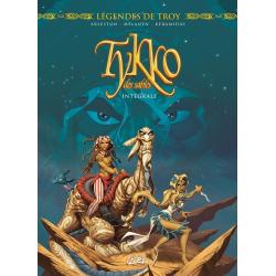 Tykko des sables - Tykko des sables - intégrale
