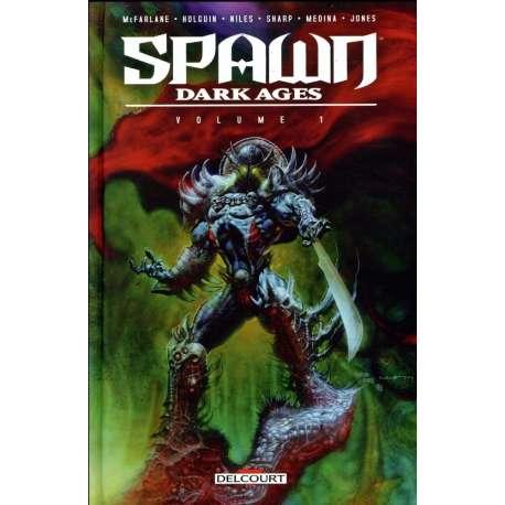 Spawn - The Dark Ages (Delcourt) - Tome 1 - Volume 1