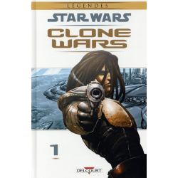Star Wars - Clone Wars - Tome 1 - La défense de Kamino