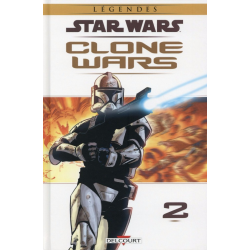 Star Wars - Clone Wars - Tome 2 - Victoires et sacrifices