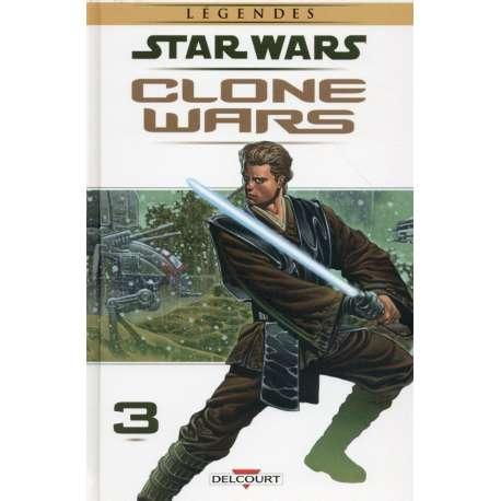 Star Wars - Clone Wars - Tome 3 - Dernier combat sur Jabiim