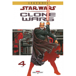 Star Wars - Clone Wars - Tome 4 - Lumière et Ténèbres
