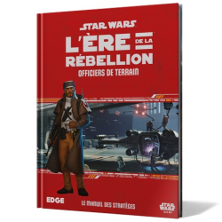 SW L'Ere de la Rebellion - Officiers de terrain