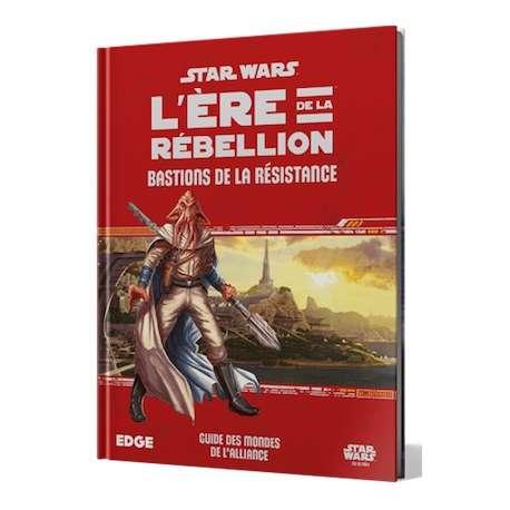 SW L'Ere de la Rebellion - Bastions de la Résistance