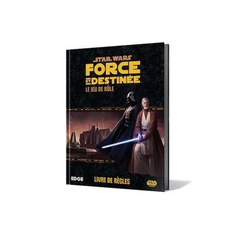 SW Force et Destinée : Le jeu de rôle