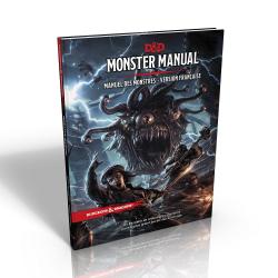 Dungeons & Dragons : Manuel des Monstres 5e ed. FR