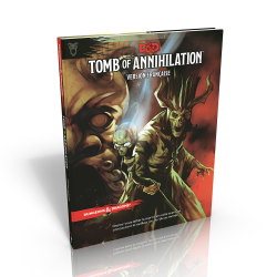 Dungeons & Dragons : Tomb of Annihilation