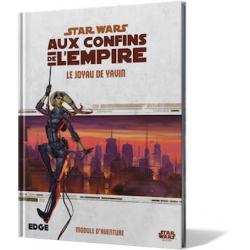 SW Aux Confins de l'Empire : Le Joyau de Yavin