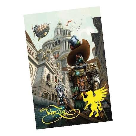 Venzia - Edition jaune FR