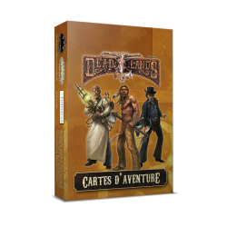 Deadlands : Cartes d'aventure